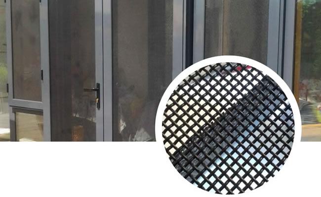 Stainless Steel Security Mesh Window Screen